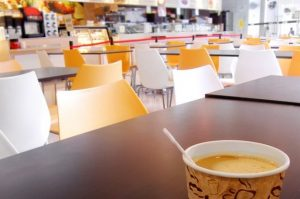 SeeForth Cleaning Services offer biofogging to eating establishments